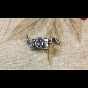 James Avery Camera Charm